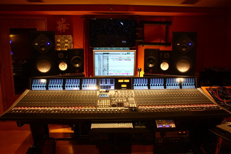 After Hours Studios-SSL Duality