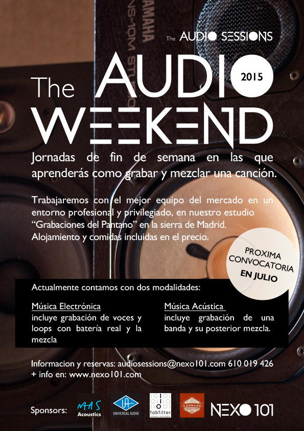 AudioWeekend2015