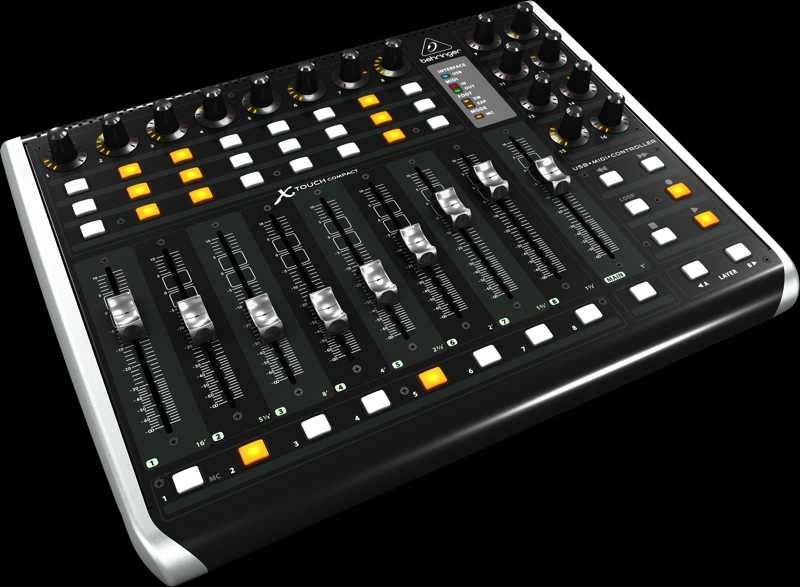 x-touch-compact B